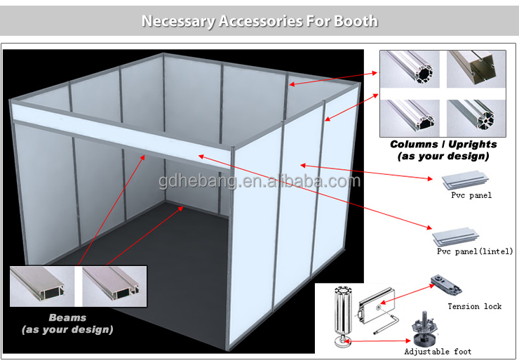 Exhibition Booth Accessories : Trade show booth display manufacturers supplies buy