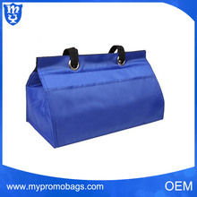 Wholesale family storage lunch bags for women food delivery foldable cooler bags