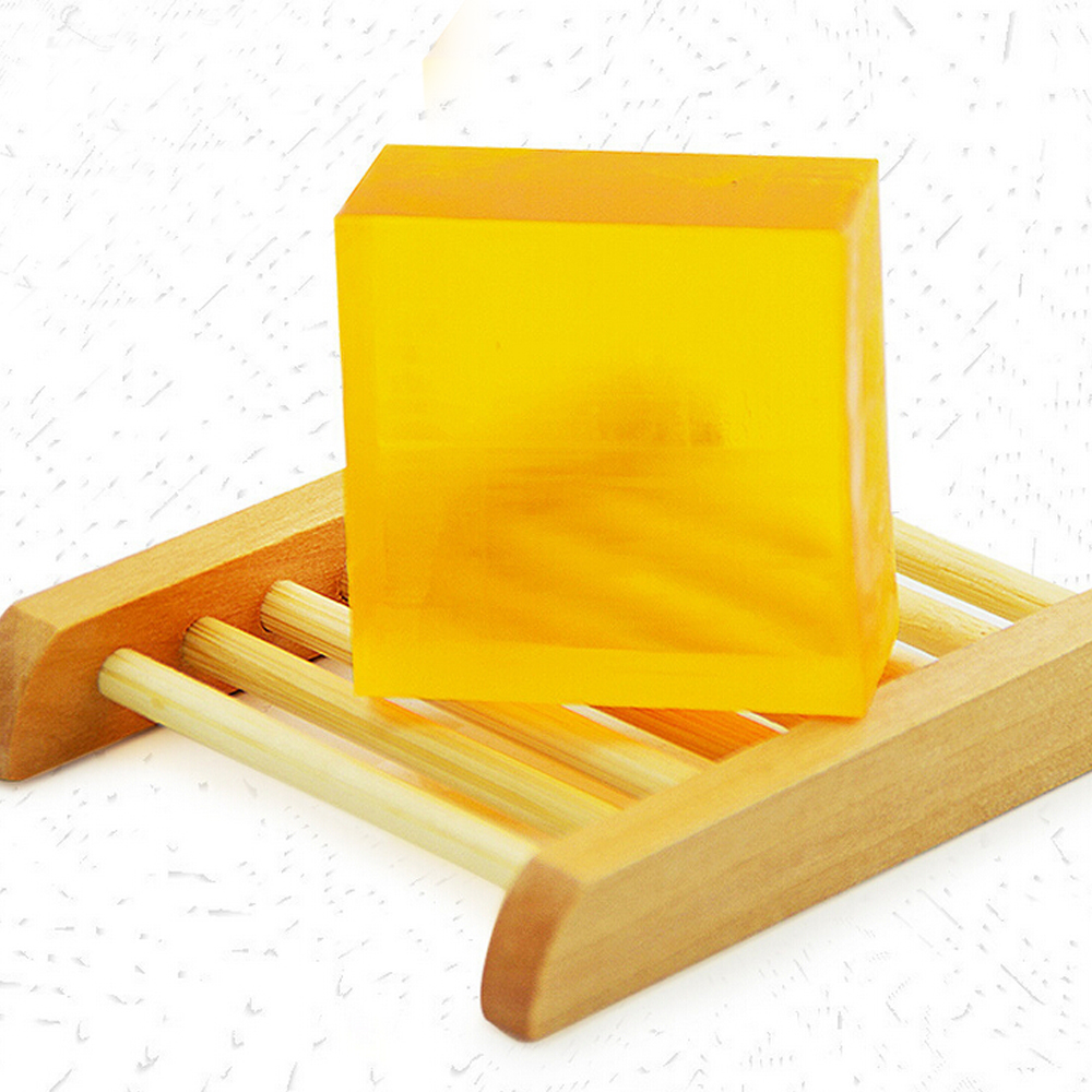 High Quality Handmade Yellow Soap Moisturizing And Whitening Soap