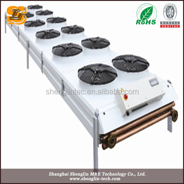 2015 China good quality floor standing industrial dry type air cooler