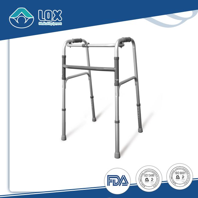 One Button Folding Walker For Adult Ce( Walker,Walking Aid)