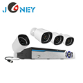 4ch 1080P Waterproof Plug and Play Network ip PLC Camera System
