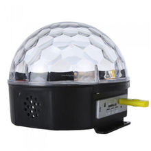 Disco club led crystal ball light