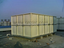 high quality and low cost FRP GRP SMC water reservoir tank