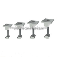 PV Mounting Structure Solar side Clamp mid clamp with aluminum clamp for solar panel mounting roof and ground