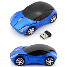 gift items computer and parts promotion custom computer wireless optical gamer pc notebook car toy mouse