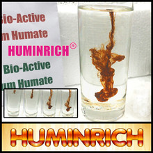 """HuminRich"" Integrated Fertilizer For Tomatoes Soluble Potassium Humates For Palm Oil Trees"