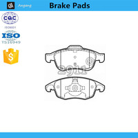AG-BK0889 Hot Sale Auto Brake Pads for Peugeot / Citroen