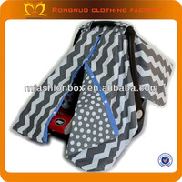 New design your own graco baby car seat covers chevron cotton baby car seat covers with polka dot infant car seat cover