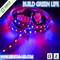 5050 led strip t8 blue/red led plant grow light tube