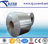 ASTM A653M-02A CS type A hot dipped galvanized steel coils & sheets
