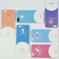plastic case fresh series simple design phone case PC hard back cover for iphone 5