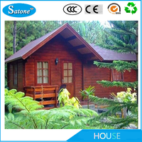 2016 new modern cheap wood prefabricated container house price