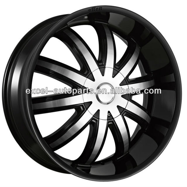 Alibaba Most Popular Online supplier for Hot Sales alloy wheel