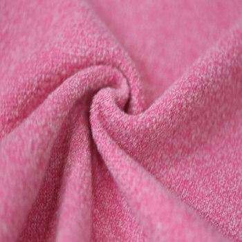 Double Sided Cotton Knitted Garment Material Cheap Polyester Scuba Fabric