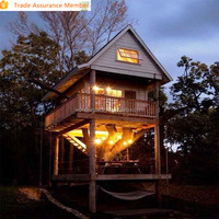 2015 popular wooden tree house