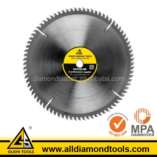Brazed TCT Plywood Circular Saw Blade for Cutting Wood