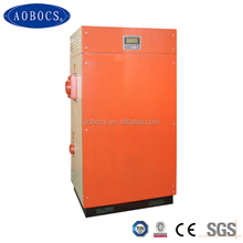 rotary desiccant dehumidifier with silica gel rotor