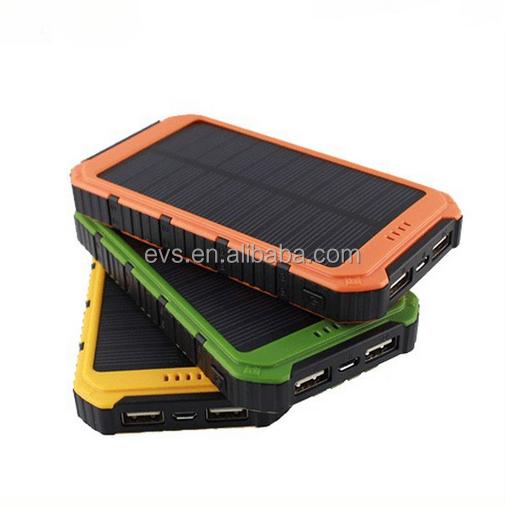 new arrival solar power bank 30000mah dual usb portable. Black Bedroom Furniture Sets. Home Design Ideas