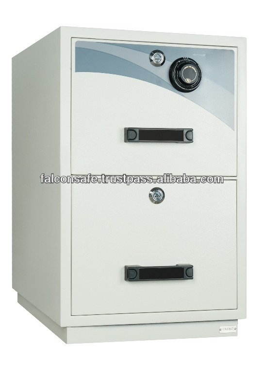 Fire Resistant cabinet (FRC - 2 drawers) fire-proof 1hour rated