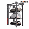 Hot Sale 4 Post Hydraulic Car Stacker Parking with CE Certificate