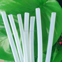 Food grade silicon rubber tube UL transparent flexible sleeve