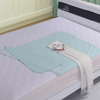 waterproof Tencel laminated fabrics for baby crib changing underpad