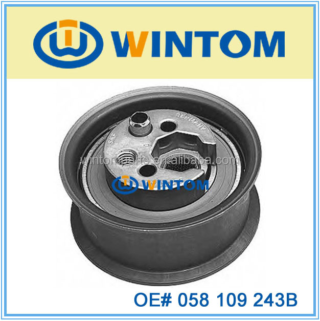 Time Belt Tensioner Pulley/Roller With OE 058 109 243 B/058109243B