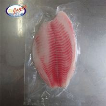 Factory price fresh profession iqf tilapia fish fillet farming