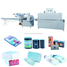 Automatic Heat Shrink Wrapping Machine Packaging Machine Packing Machinery
