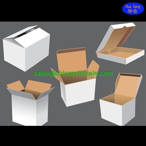 diff rents types de bo te de carton vides en papier. Black Bedroom Furniture Sets. Home Design Ideas