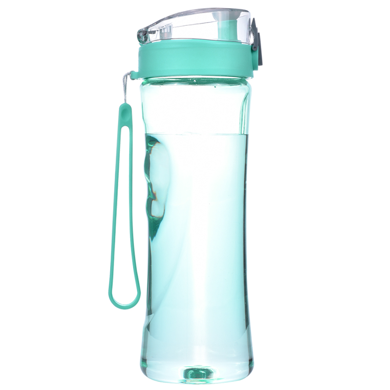 2017 New Outdoor Sports Water Bottle 24oz 680ml Plastic Drinkware Space Cup Tour Travel Mug Tumblers With Lid