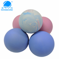 small silicone rubber stress balls/different colour shapes bouncy ball