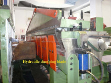 B420B High precision Vertical wood slicing machine