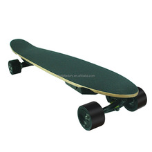 Newest design ! Electric four wheels canadian maple skateboard with samsung / LG battery