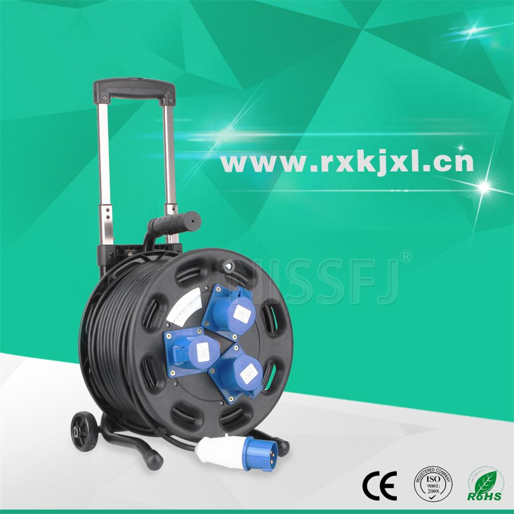 High waterproof IP44 automatic used cable drum marine cable reel