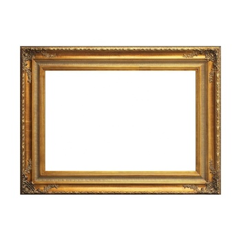 Baroque Style Art Work Display Large Gold Picture Frames