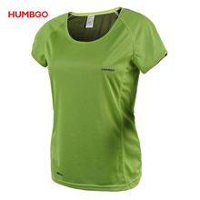 ladies promotional custom print t shirt quick dry breathable shirt