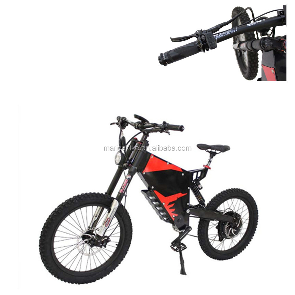 City Sport High Power Stealth Bomber Electric Bike / Electric Mobility Scooter / Electric Motorcycle