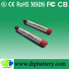 cheap price rechargeable 3.7v 280mah lipo battery for Electric cigarette 80570