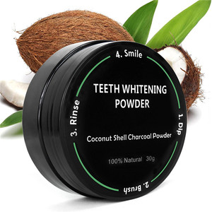 100% natrual organic activated charcoal for teeth whitening
