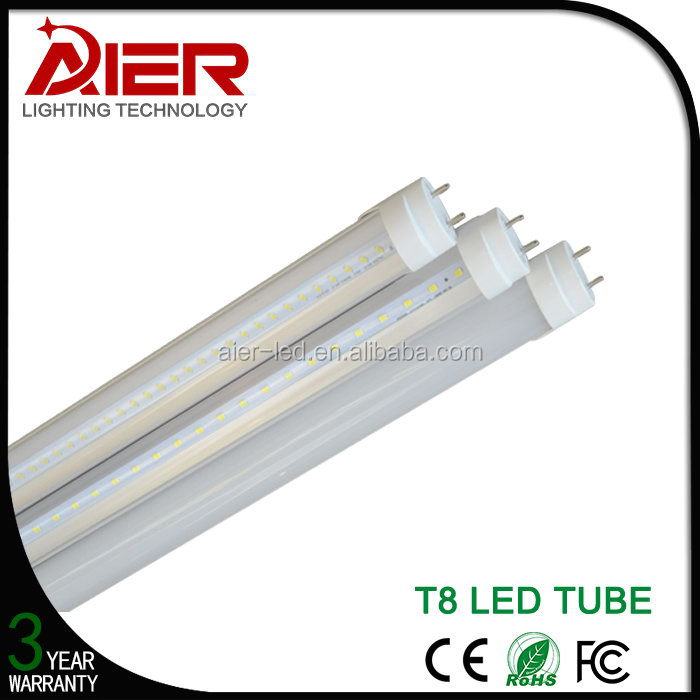 Good install energy conservation t8 led tube lamps fixtures