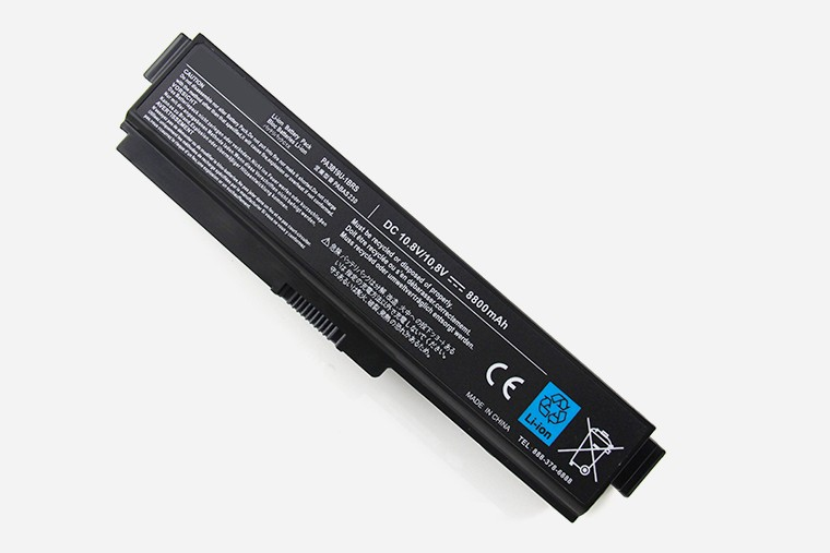 10.8v 4400mah laptop battery PA3816U-1BRS for TOSHIBA L770D L775 L775D M640 M645