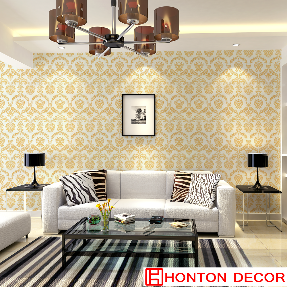 Contemporary Glitter Wall Decor Motif - Wall Art Collections ...