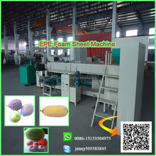 plastic polyethele vegetable and Fruit Net Machine