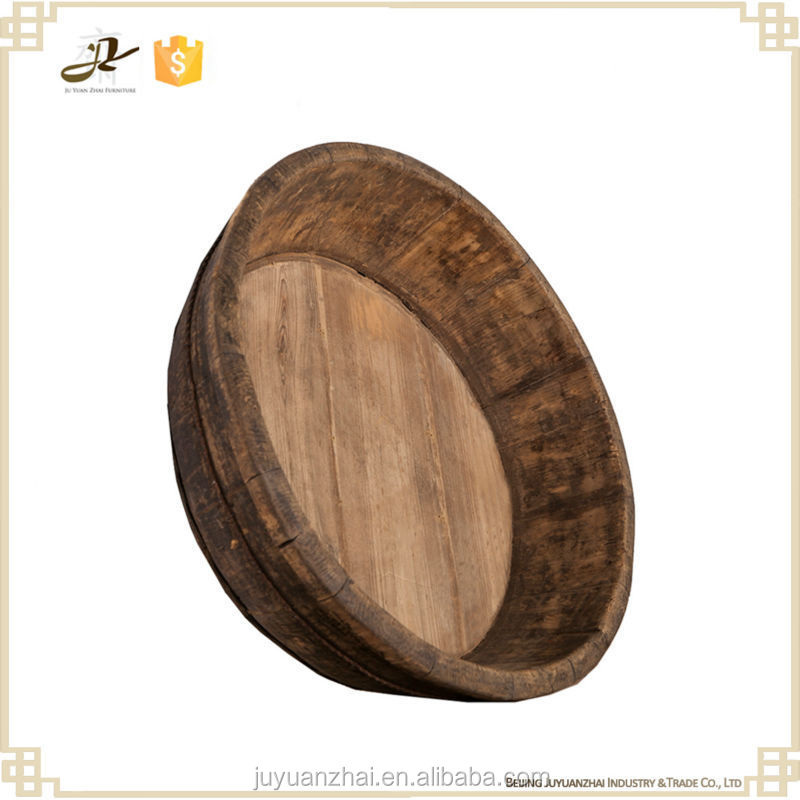2015 China hot-sale high quality classical wooded basin wholesale