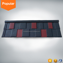 Flat Metal Roof Tile/Steel Roofing Sheet/ Lightweight Roofing Materials