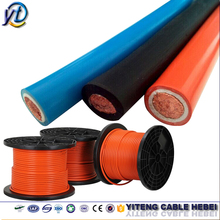 Chinese flexible rubber sheath welding cable cheap price
