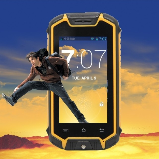Chinese Dual SIM Card MINI Mobile Phone Discovery Z18 Mini 2.5inch wateproof Phone