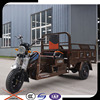 Three Wheel Motorized Tricycle With Petrol Engine